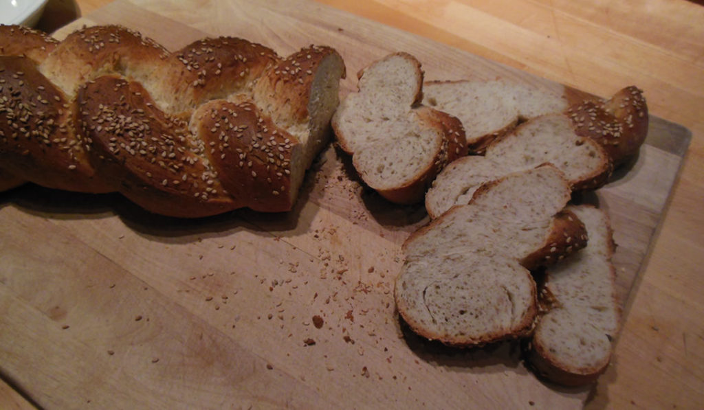 Braided French-Style Bread