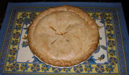 Uncle Rudy's Easter Pie