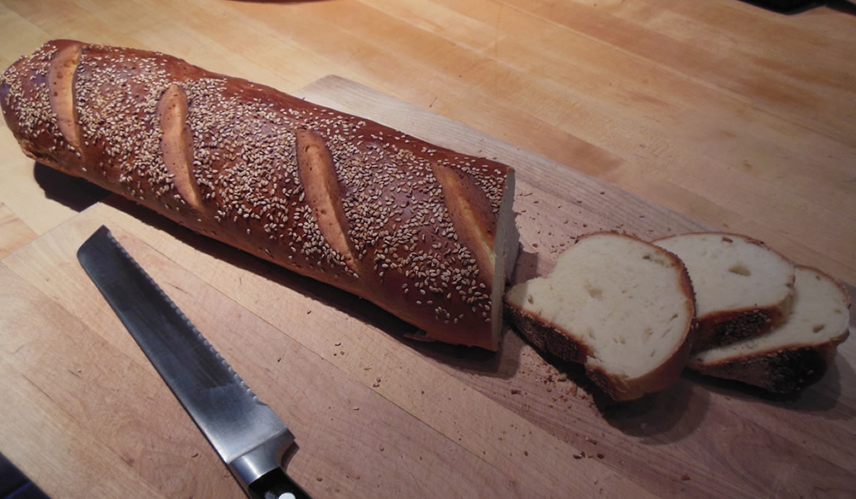 James Beard's French-Style Bread