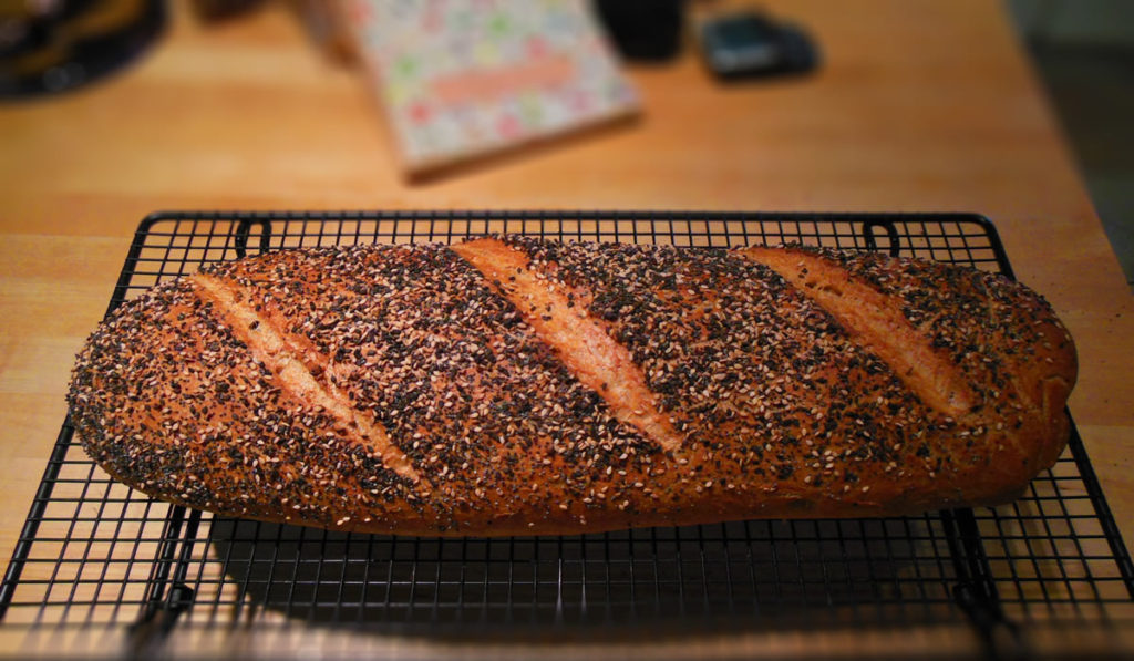 Multi-Grain Seeded Bread